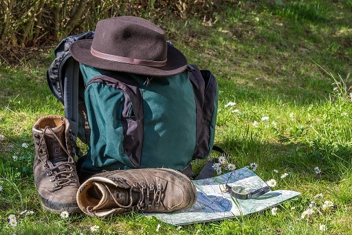 optimiser l'espace de son sac à dos - Tour du monde