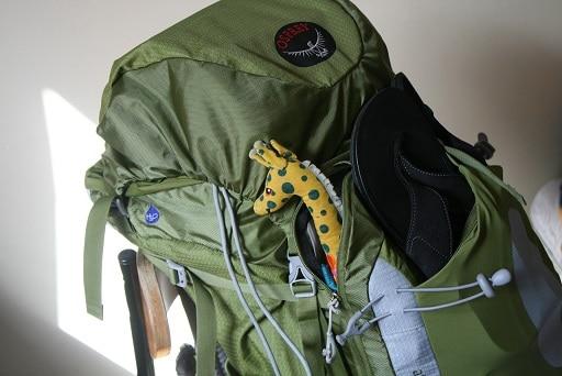 Préparer son sac à dos pour un tour du monde